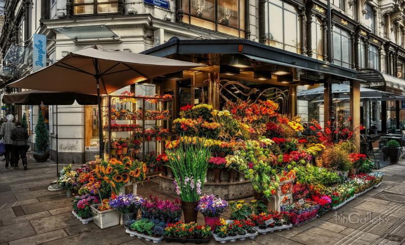 Flower Shop - DEMO